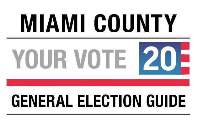 Miami County vote guide logo 2020