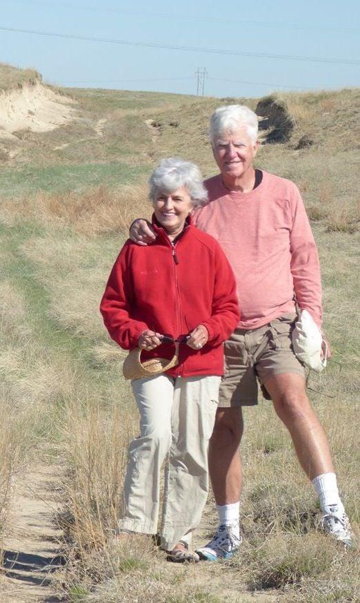 David and Kay Scott