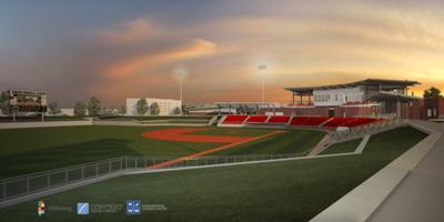 Future baseball stadium
