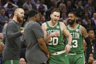 Celtics Kings Basketball
