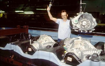 KTP - A-604 - circa 1990