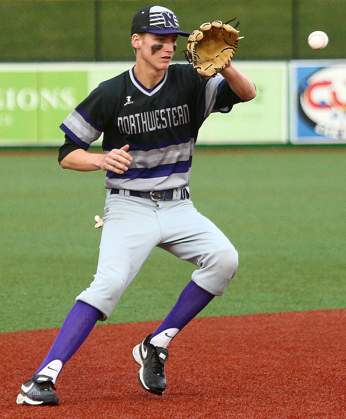 baseball defending champion western leads field at wl sectional