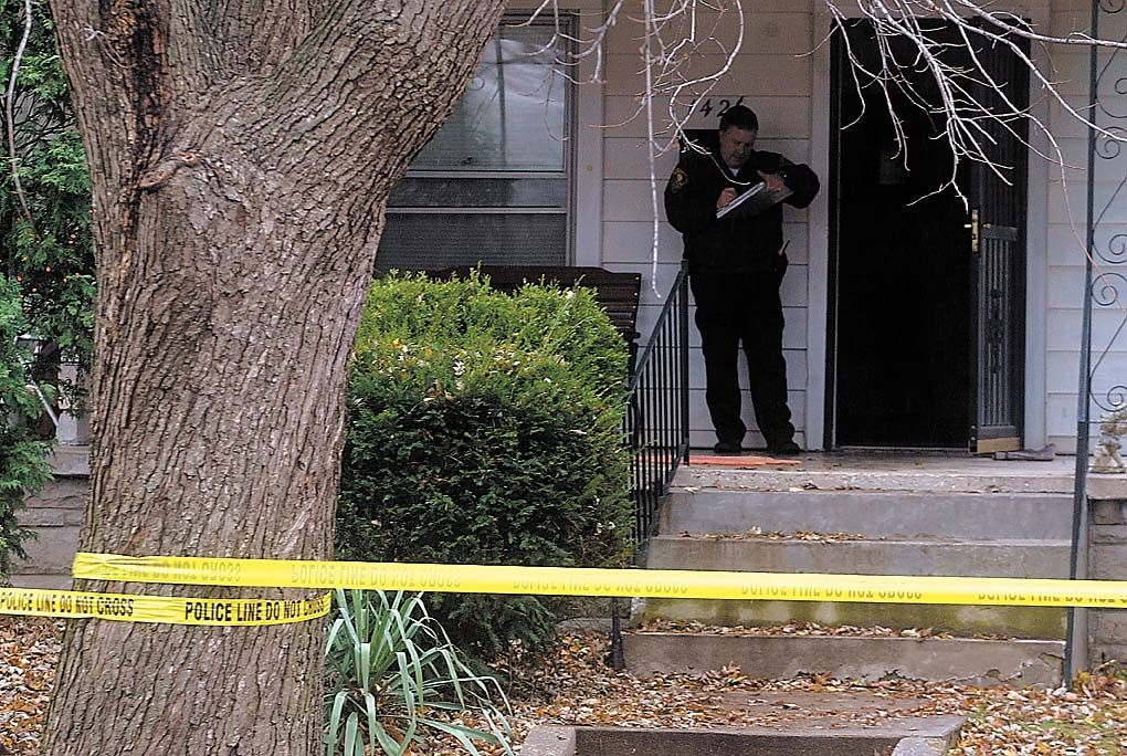 homicide on south armstrong