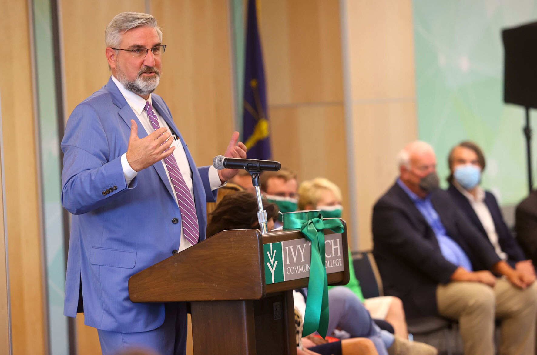 Ivy Tech celebrates new campus