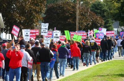 Schneider Electric strike