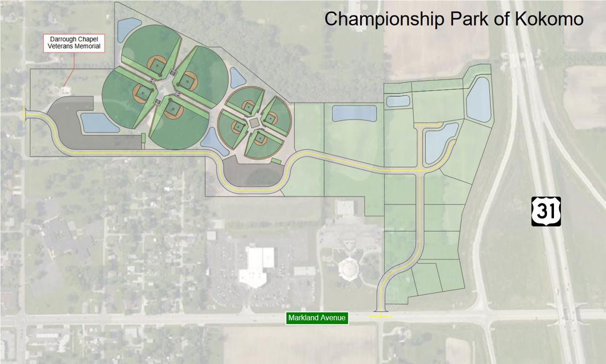 Championship Park rendering