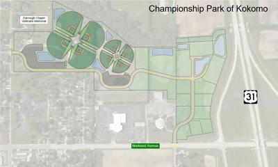Council approves rezoning, $9 million in bonds for Championship Park on kokomo florida keys map, kokomo florida keys florida, kokomo beach fl, kokomo florida keys beach, kokomo florida keys hotels,