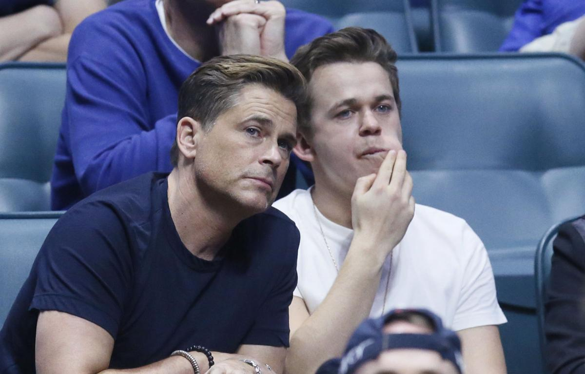 Actor Rob Lowe to spea...