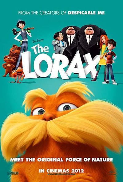 Movie Preview Dr Seuss The Lorax Entertainment Kokomotribune Com
