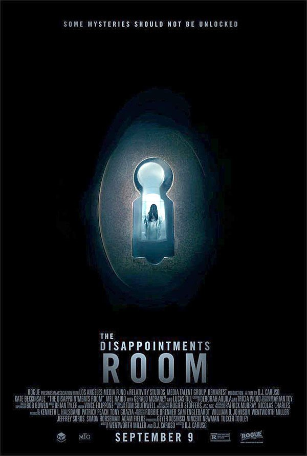 Movie Preview The Disappointments Room Features