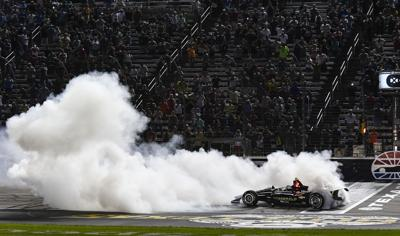 Indy Car Texas Auto Racing