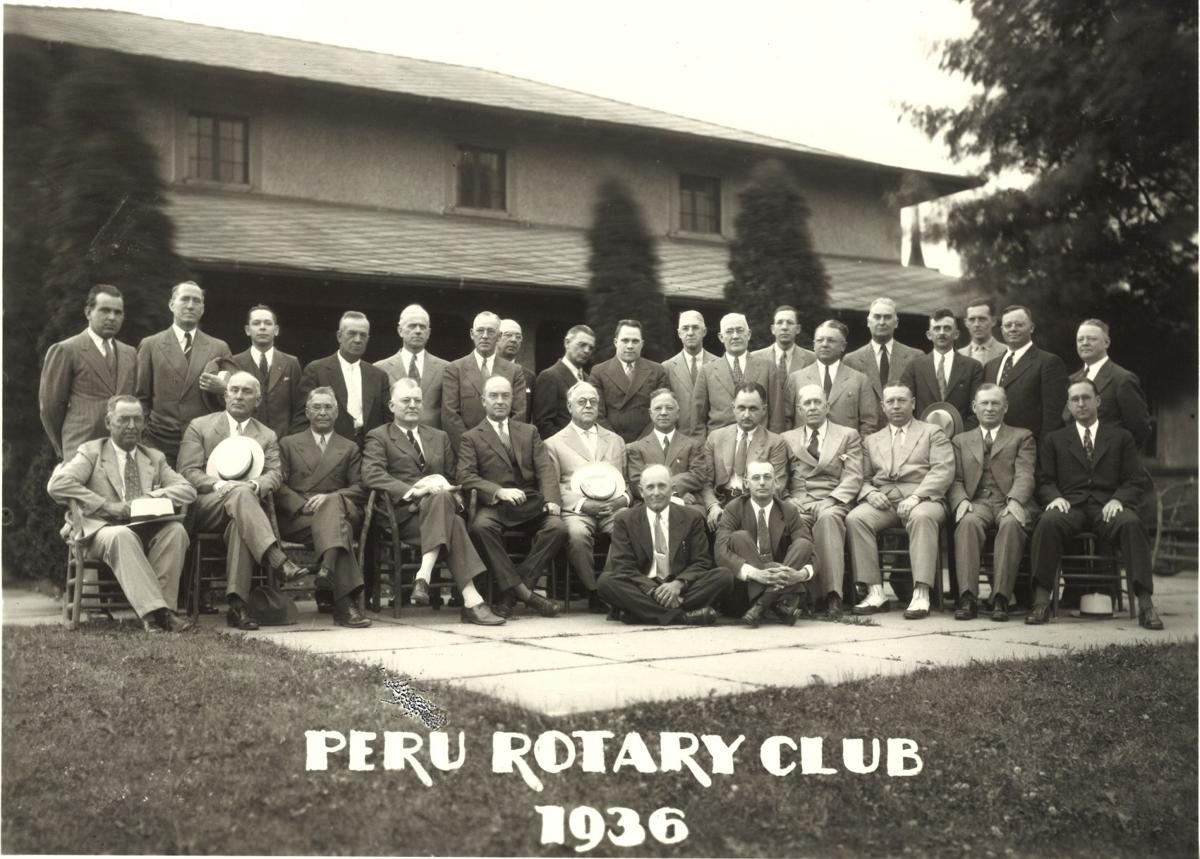 Peru Rotary centennial