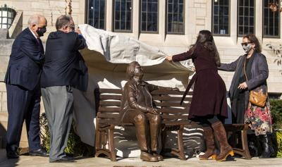 Nobel Prize Winner Statue