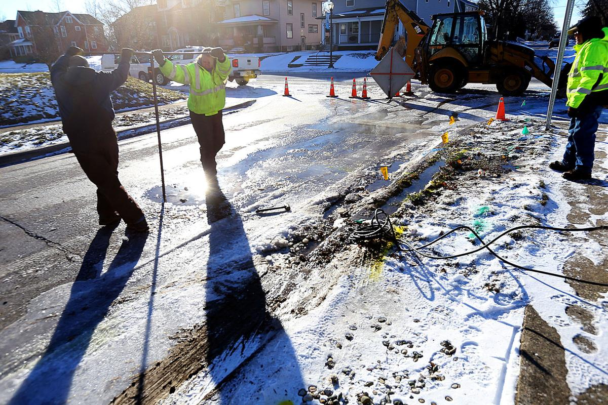 Local Business Left Reeling From Burst Pipes Flooding