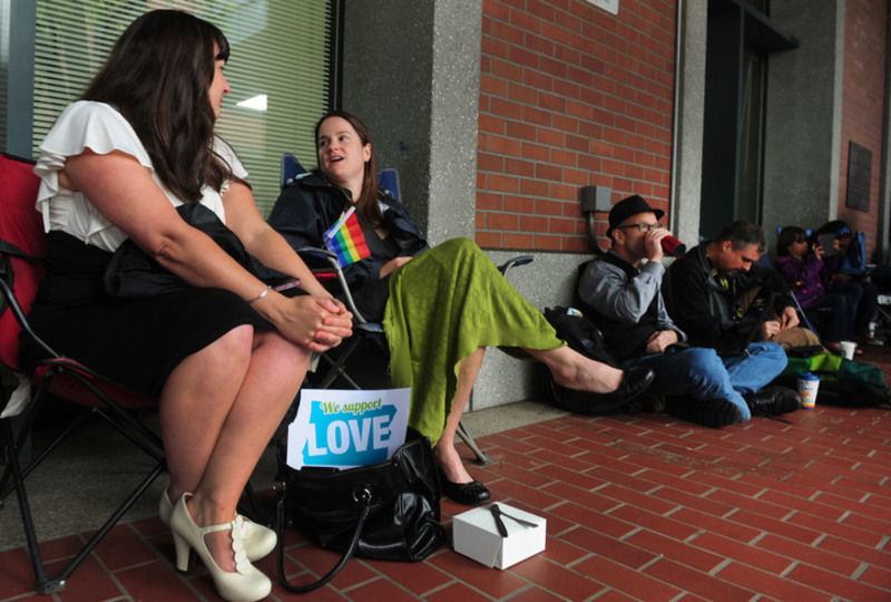 Is gay marriage legal in oregon