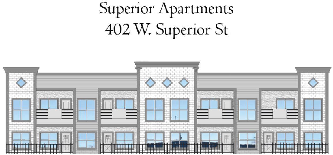 Superior Apartments rendering pic