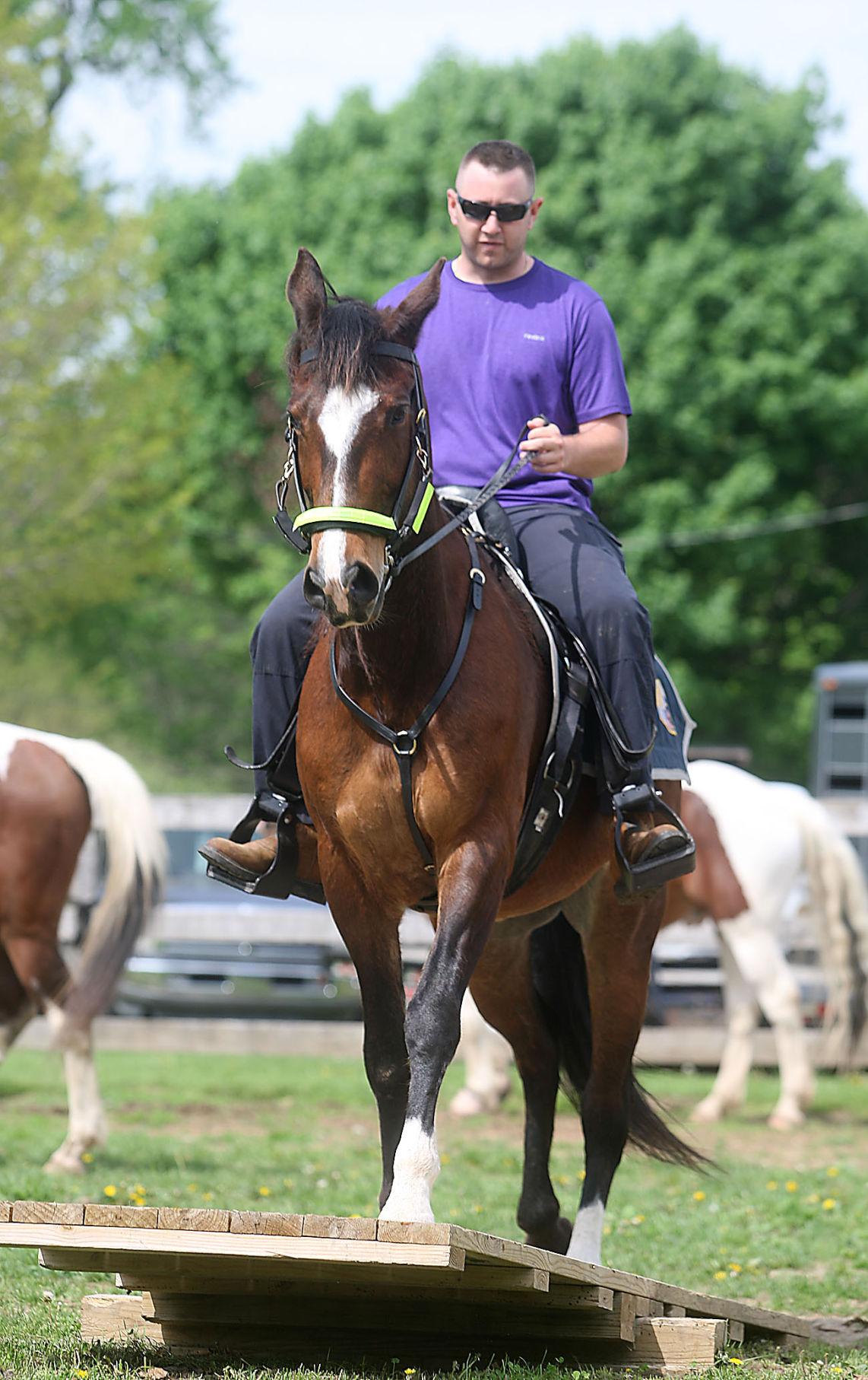 Kpd Mounted Patrol Rides Again News Kokomotribune Com