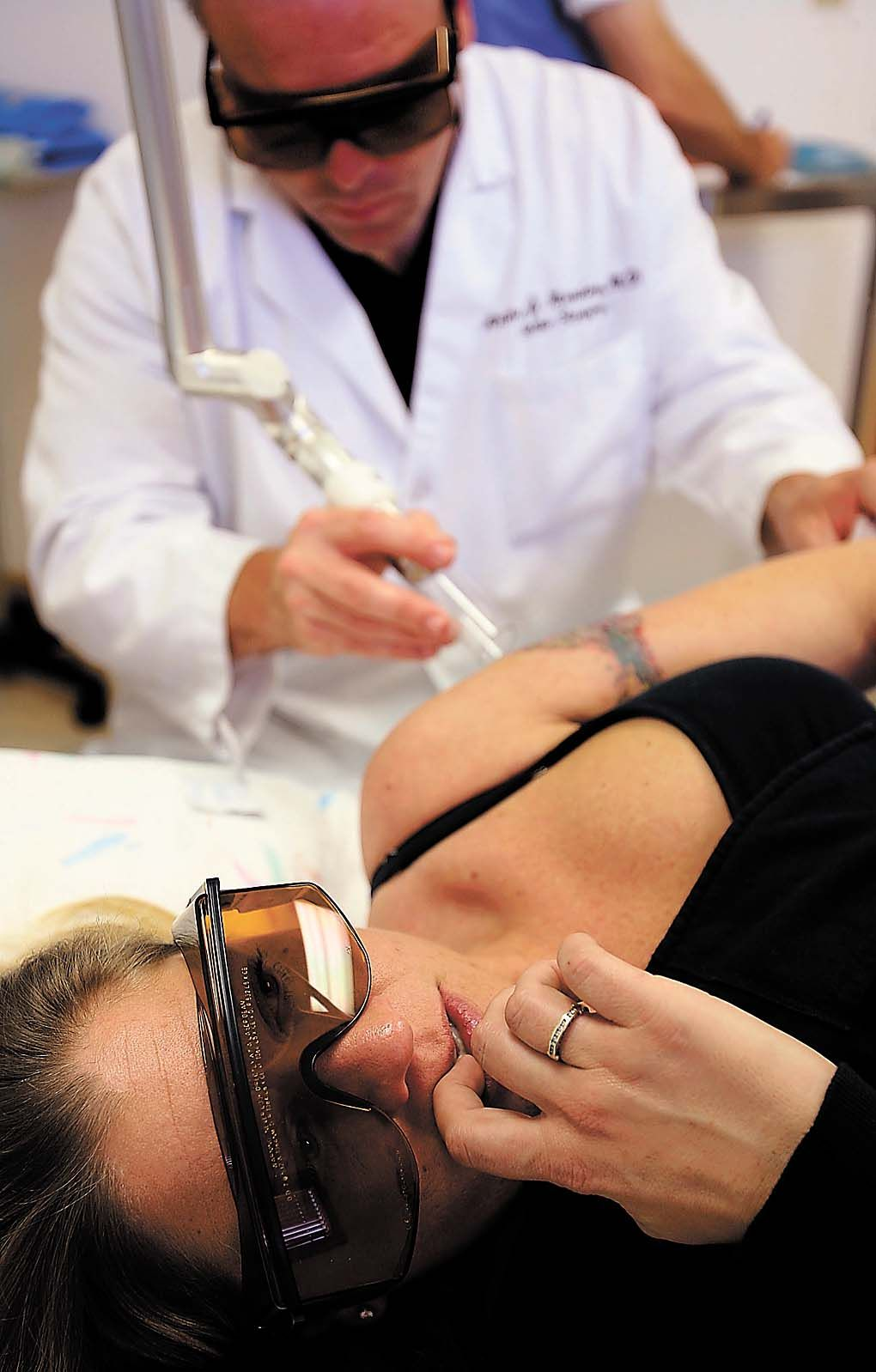 Think twice before getting a tattoo local news for Laser tattoo removal chicago