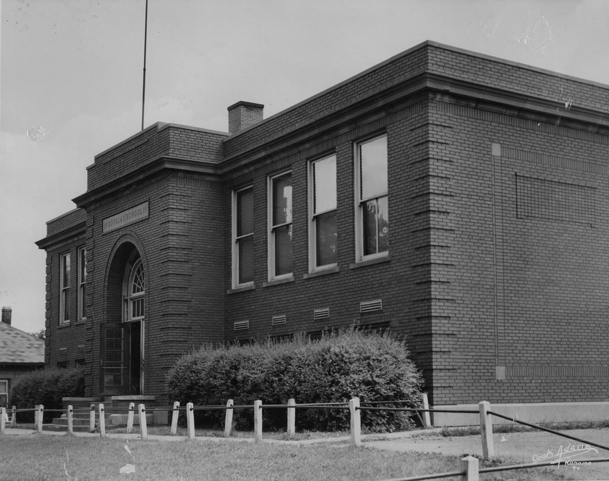 Douglass School - year unknown