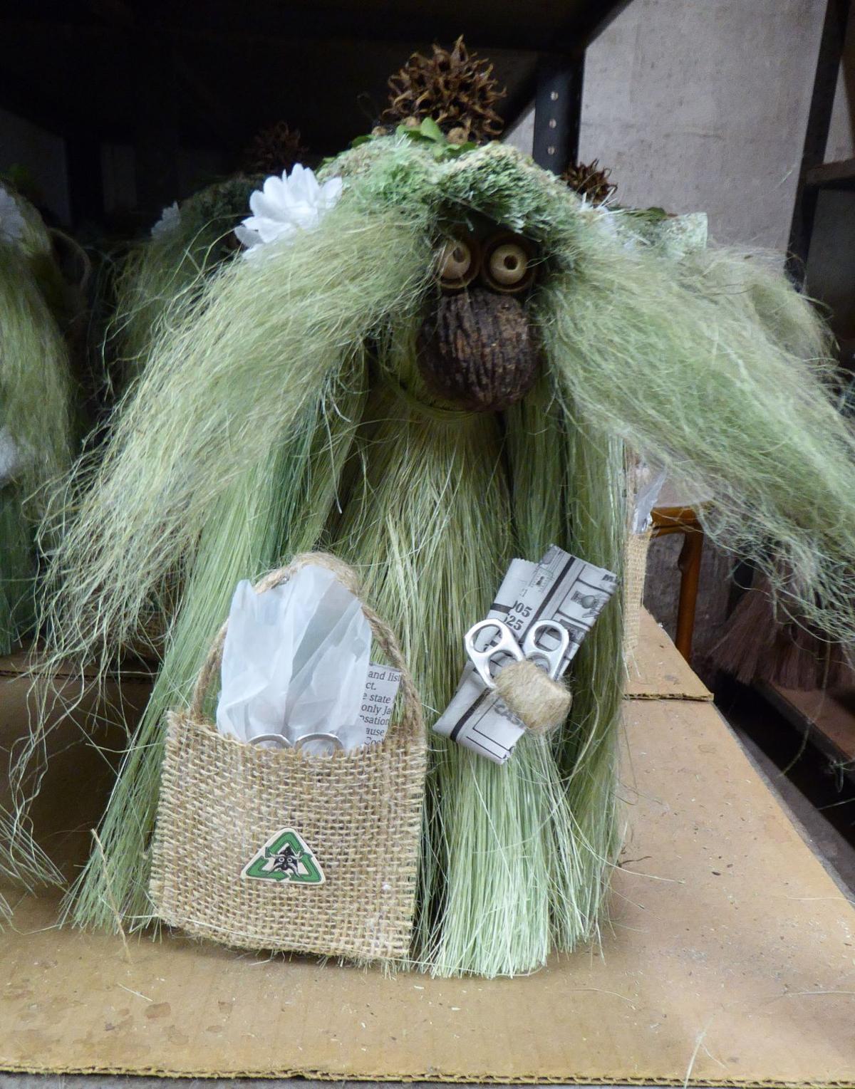 'Earth Mother' troll