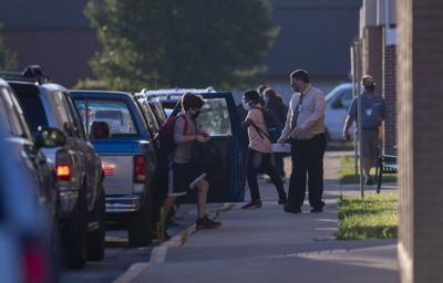 Virus Outbreak-Indiana Schools