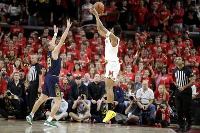 Notre Dame Maryland Basketball