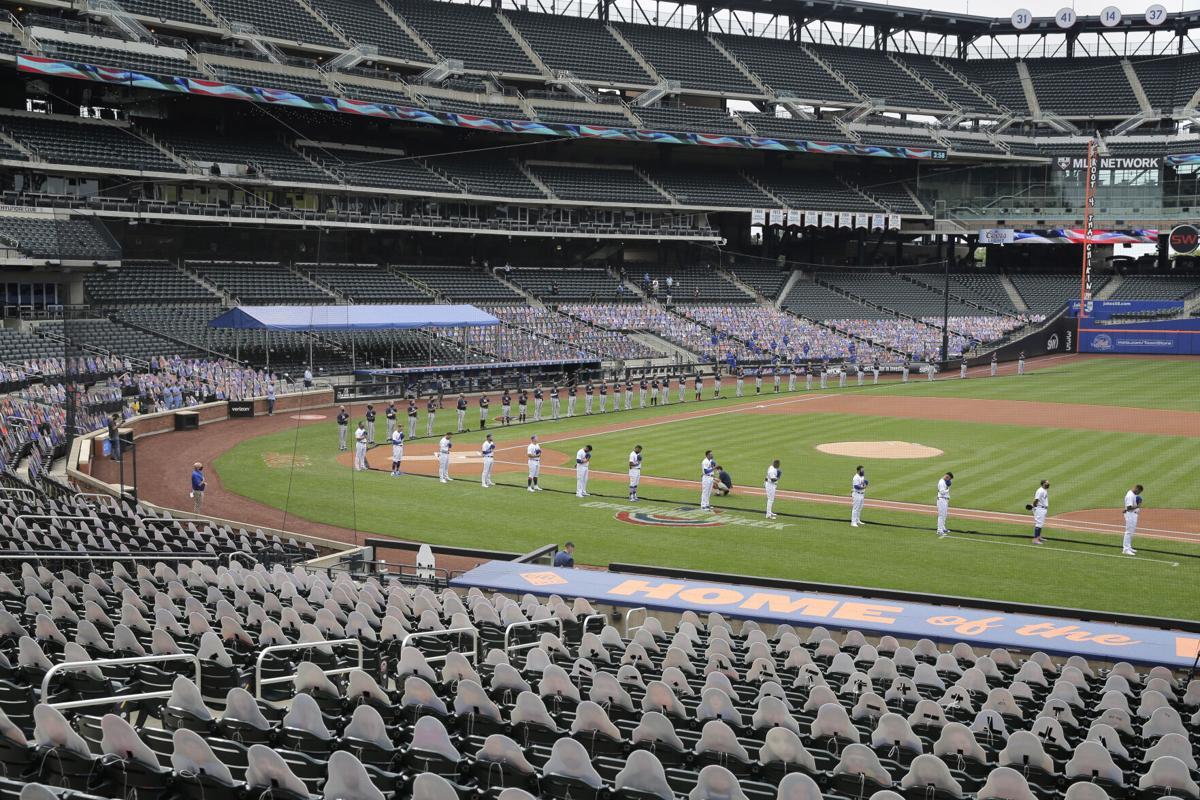 Opening Day Baseball Photo Gallery