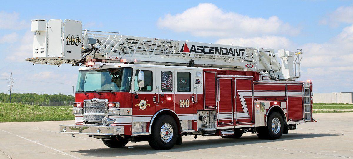KFD Station 1 to receive new $1 million aerial platform truck