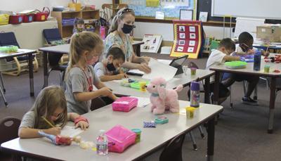 Virus Outbreak Indiana Schools