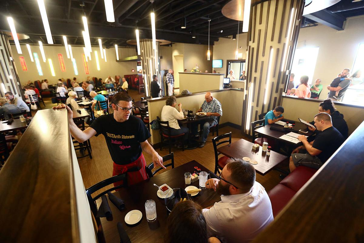 PASTArrific has packed grand re-opening | News | kokomotribune.com