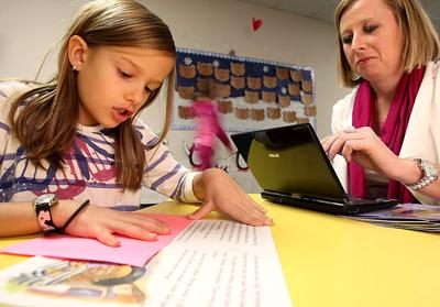 Children must pass reading test to leave third grade | Local