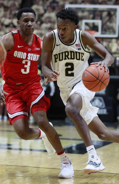 Ohio State Purdue basketball