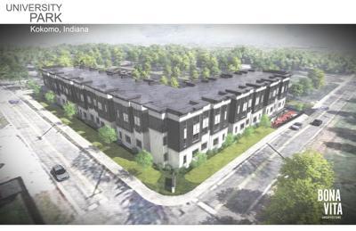 Student Housing To Be Constructed Near Iu Kokomo
