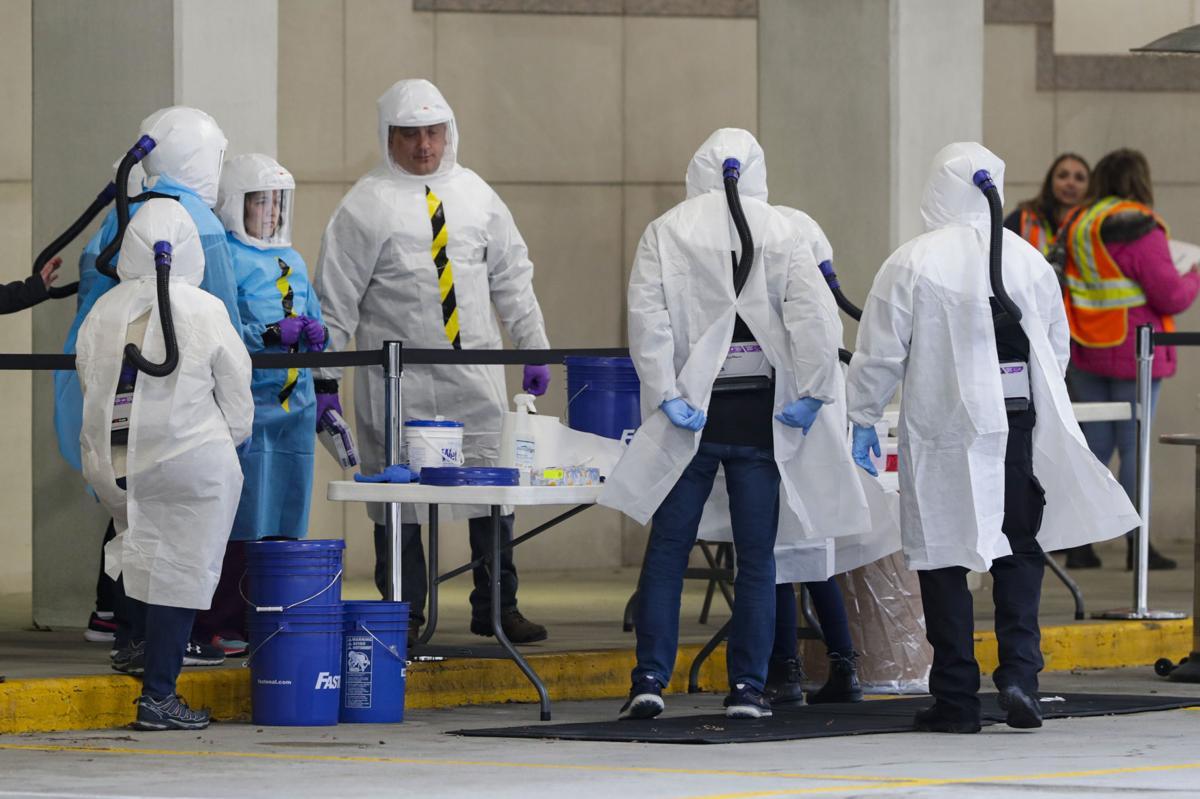 Indiana reports 5 more COVID-19 deaths for 12 total | Covid-19 |  kokomotribune.com