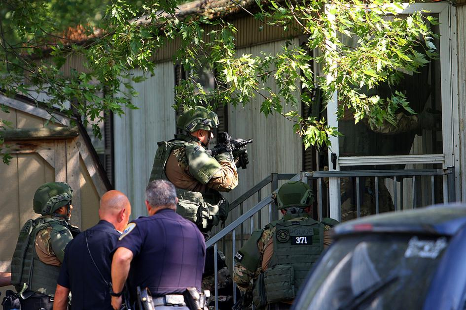 SWAT called in for northside incident