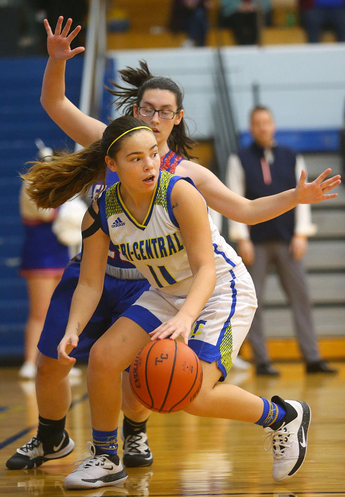 PHOTOS: Tri Central vs Elwood GBB