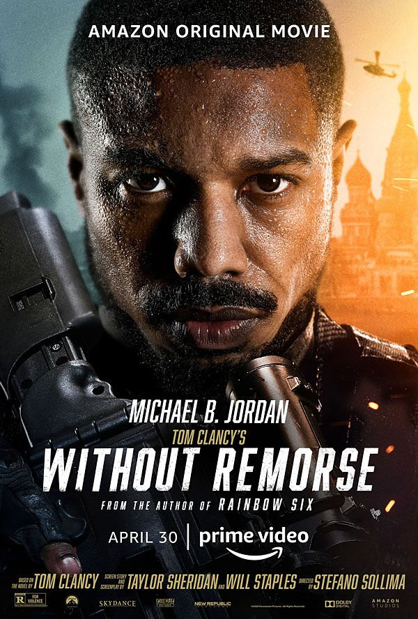 """Without Remorse"" movie poster"