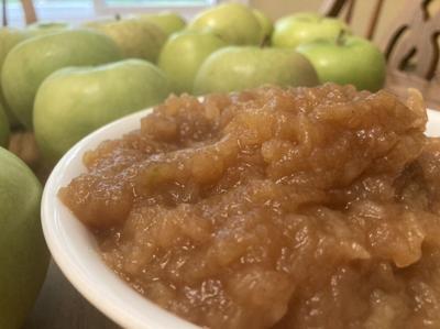 Yoders Chunky Applesauce