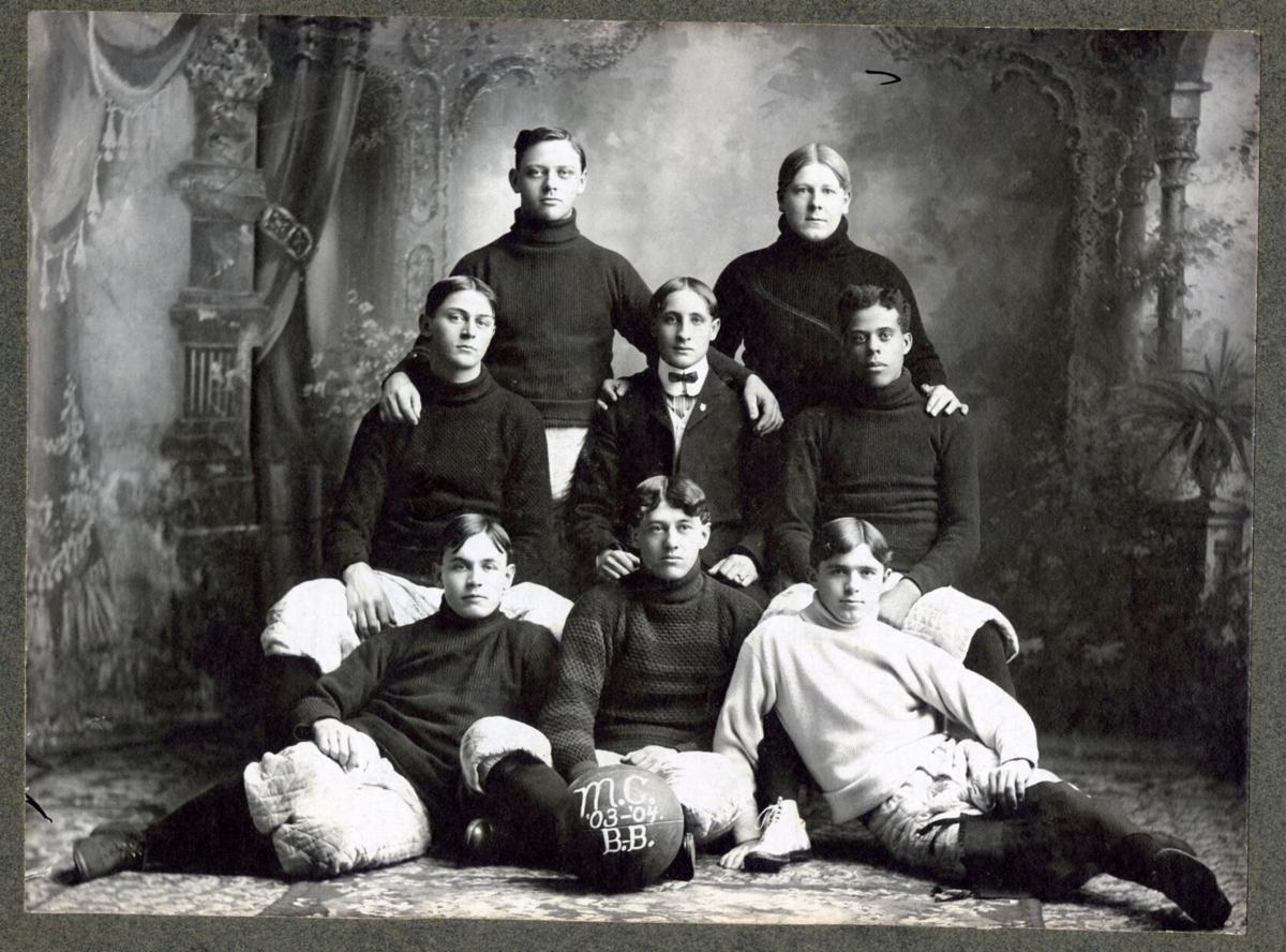 Joseph Cunningham basketball team