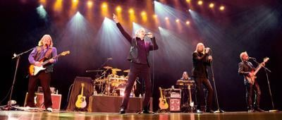 Three Dog Night Concert The Orleans Hotel & Casino Showroom Las Vegas May 21, 2016.