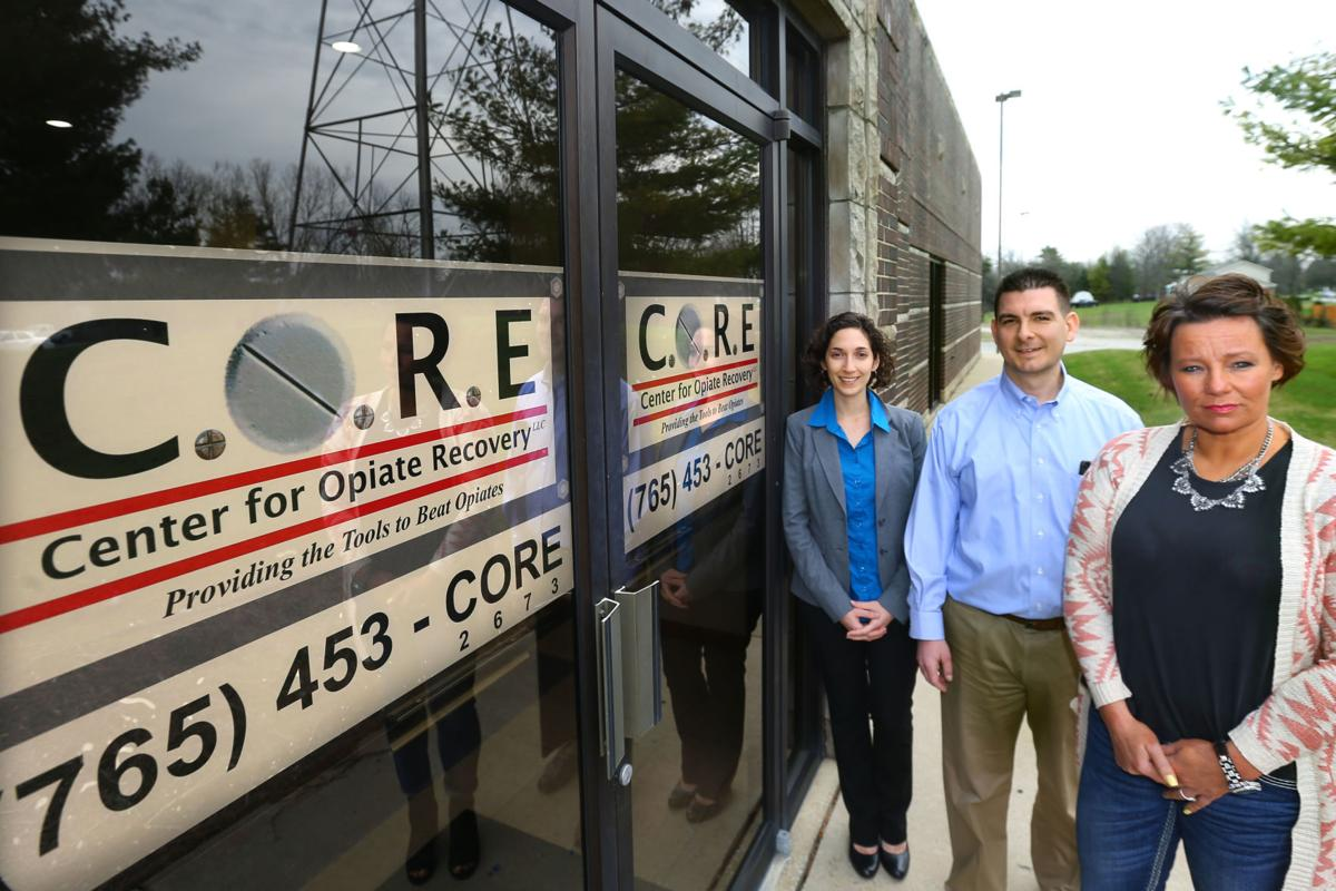CORE Center for Opiate Recovery