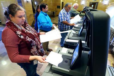 Election Equipment Test