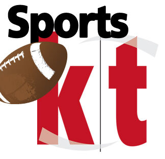 KT sports logo with football