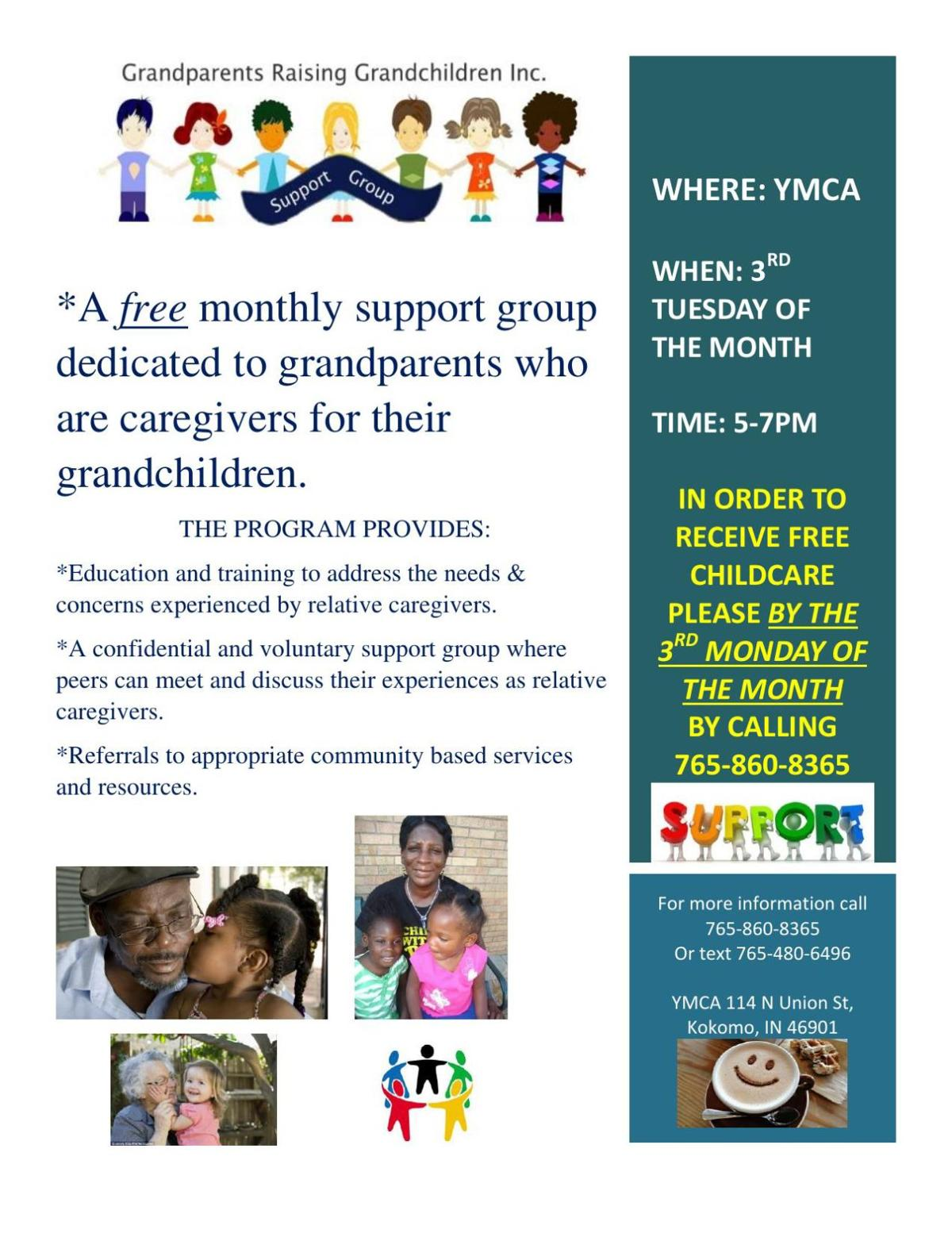 SOC grandfamilies support group