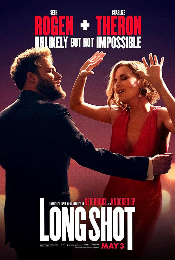"""Longshot"" movie poster"
