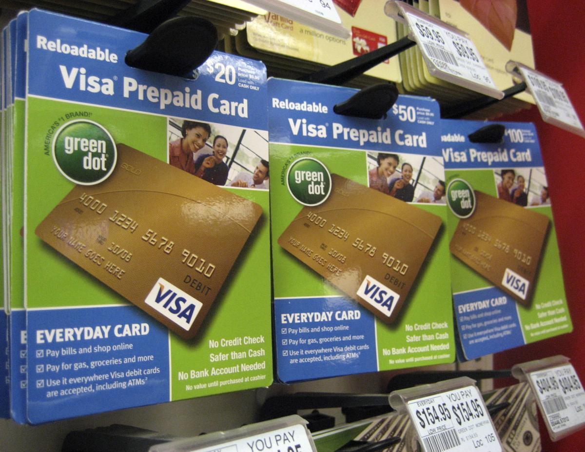 15 2010 photo shows visa prepaid cards at a duane reade drug store in new york ap photocandice choi file - Buy Visa Prepaid Card