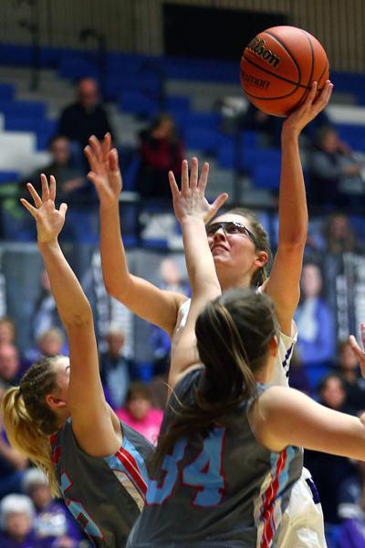 GIRLS BB: NW eyes regional repeat; Tipton also in action