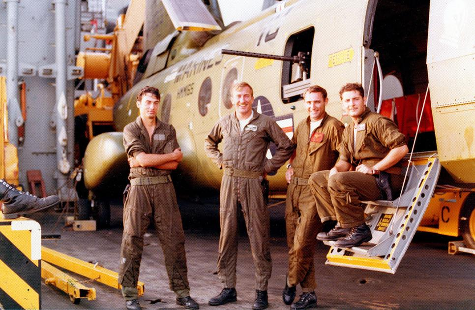 Thank a veteran: Kokomo helicopter pilot played integral role during Fall of Saigon
