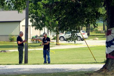 County Shooting