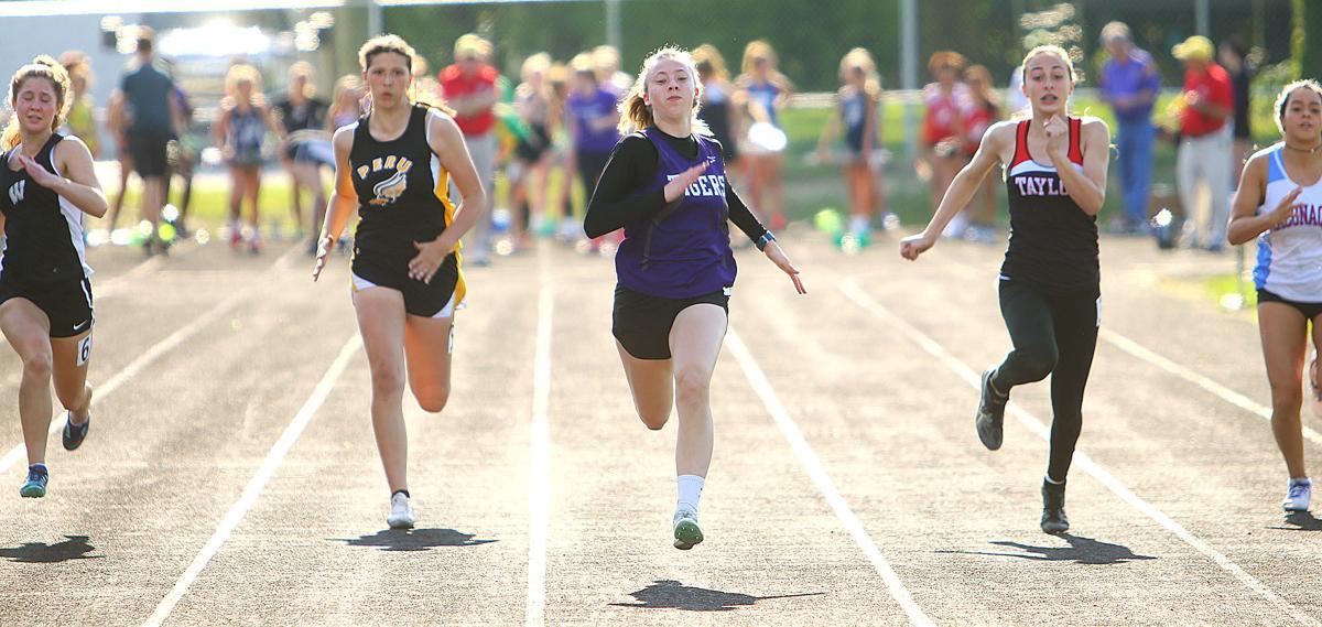 Sec Girls Track
